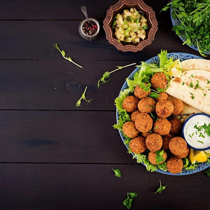 Les food trucks : Halal & Végétarien